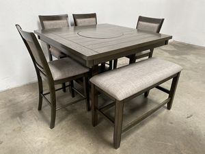 Counter height kitchen table set FINANCE AVAILABLE for Sale in Phoenix, AZ