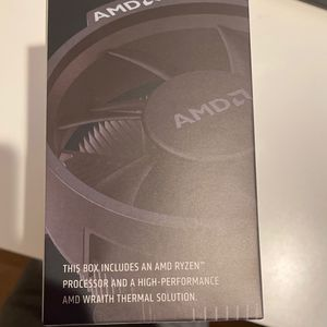 Brand New AMD Wraith Cooler for Sale in San Jose, CA