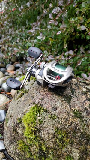 Quantum exo pt baitcast fishing reel for Sale in Duvall, WA