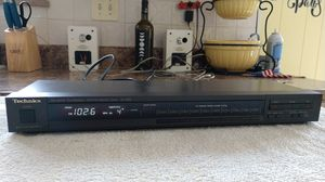 Technics AM/FM Stereo Tuner for Sale in Weirton, WV