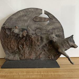 Rick Cain Alphaescape Collectible Sculpture for Sale in Norcross, GA