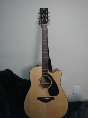 Yamaha Acoustic Guitar for Sale in Landover, MD