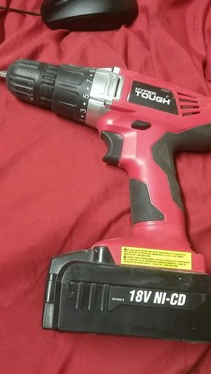 Drill and battery for Sale in Detroit, MI