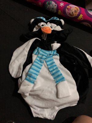 Penguin costume 9-18 months for Sale in Gainesville, VA