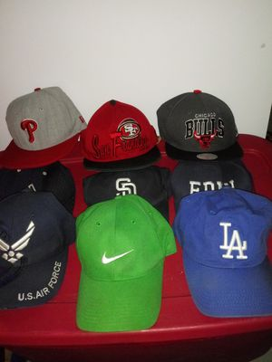 Mens hats for Sale in Bloomington, CA