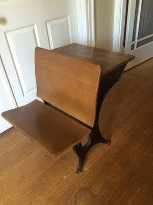 Antique school desk for Sale in Seattle, WA