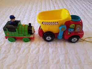 Toy Truck and Train for Sale in Bakersfield, CA