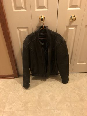 Motorcycle cycle jacket and vest for Sale in Strongsville, OH