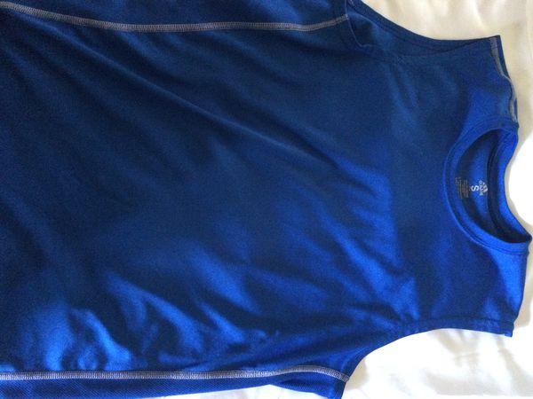 Nike and Adidas Sport shirts