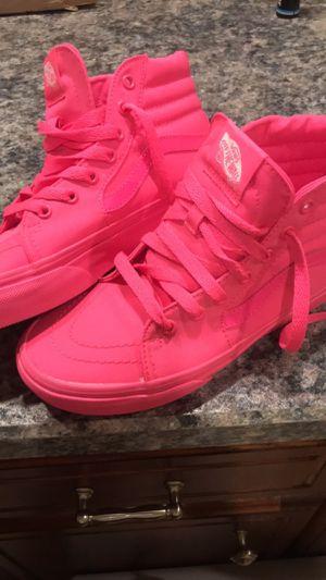 hot pink vans 💕. for Sale in Inglewood, CA