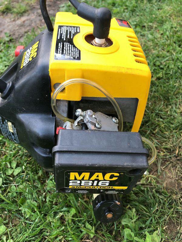 Mac 2816 parts