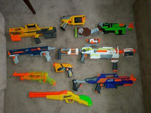 Nerf Gun Arsenal for Sale in Queens, NY