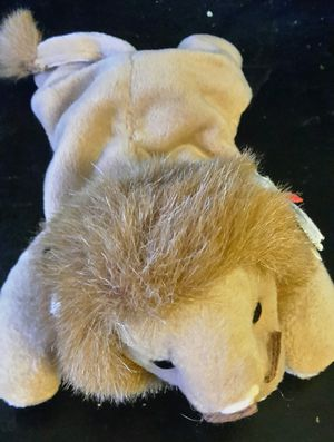 Roary Beanie Baby $5 for Sale in Fresno, CA
