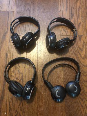 Wireless car headphones for Sale in Fearrington, NC