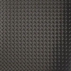 G-Floor Diamond Tread 7.5 ft. x 17 ft. Midnight Black Commercial Grade Vinyl Garage Flooring Cover and Protector G-Floor Diamond Tread 7.5 ft. x 17 for Sale in Miami, FL