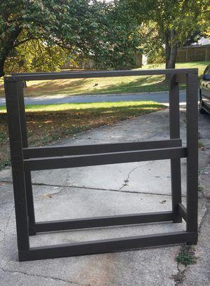 Outside Wooden Firewood Storage Rack for Sale in Rockville, MD