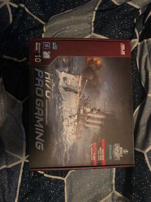Asus h170 pro gaming motherboard for Sale in Romoland, CA