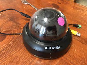 Vitek domed camera for Sale in Lawton, OK