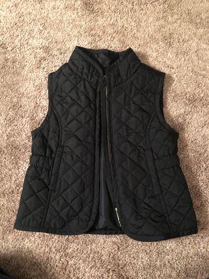 Black Quilted Vest - Kids for Sale in Fairfax, VA