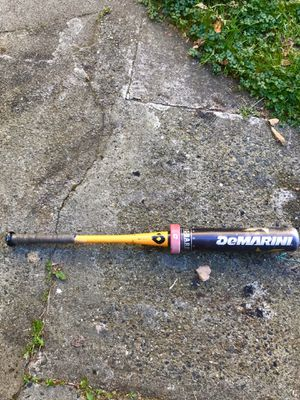 DeMarini aluminum baseball bat for Sale in Edmonds, WA