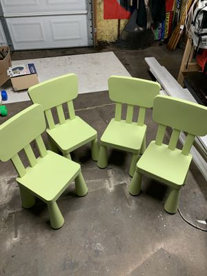 Kids play chairs for Sale in Saint Paul, MN