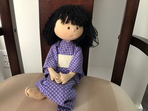 Hand made doll for Sale in Litchfield Park, AZ