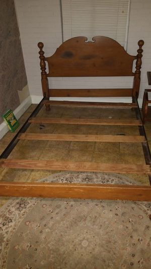 Double bed frame for Sale in Florence, SC