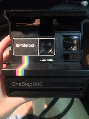 Vintage Polaroid 600 land camera for Sale in Atlanta, GA