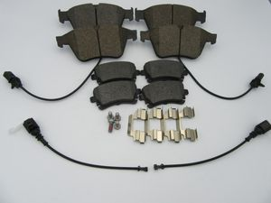 Bentley Continental GT GTC Flying Spur Front and Rear Brake Pads Premium Quality #121 for Sale in Aventura, FL
