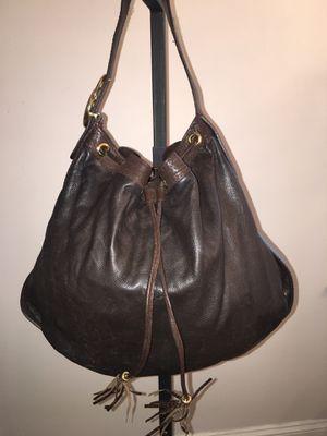 Gucci GUCCISSIMA brown leather hobo sac bag for Sale in Ferndale, MI