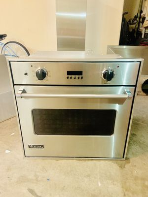 VIKING PROFESSIONAL SINGLE WALL OVEN GREAT SHAPE! for Sale in Scottsdale, AZ