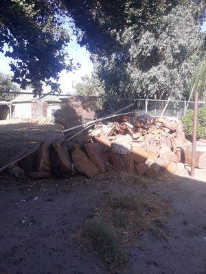 Free firewood / leña for Sale in San Bernardino, CA