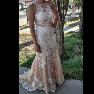 Nude Prom Dress for Sale in El Paso, TX