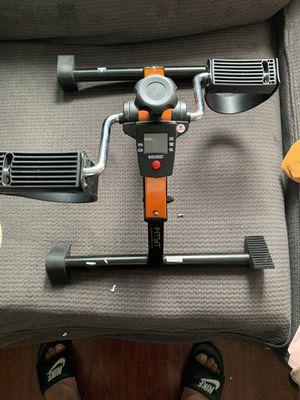 FitSit Folding Pedal Desk Exercise / Under Desk Bike for Sale in Lakewood, CA