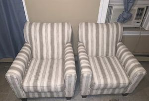 Sofa chairs, excellent condition for Sale in Passaic, NJ