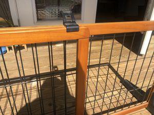 Pet gate for Sale in Greenville, SC