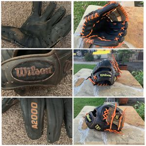 Baseball glove relacing for Sale in Victoria, TX