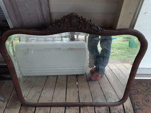 Antique mirror for Sale in Willis, TX