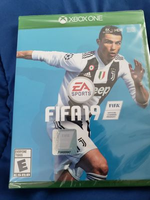 FIFA 19 XBOX ONE for Sale in Brownsburg, IN
