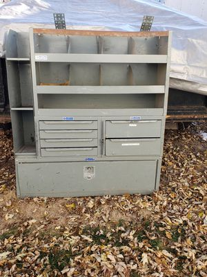 Adrian steel Van shelving for Sale in Sioux City, IA