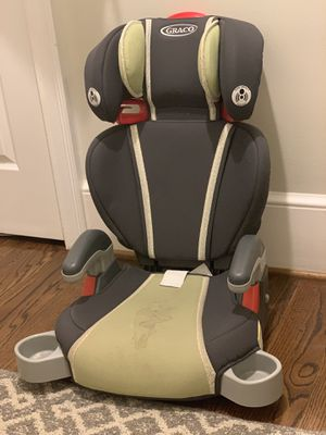 Graco car booster seat for Sale in Atlanta, GA