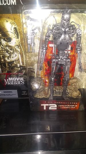 Terminator movie maniacs for Sale in Fresno, CA