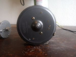 """Hardy Bros The """"St George"""" 3 3/8″ Fly Fishing Reel for Sale in Las Vegas, NV"""