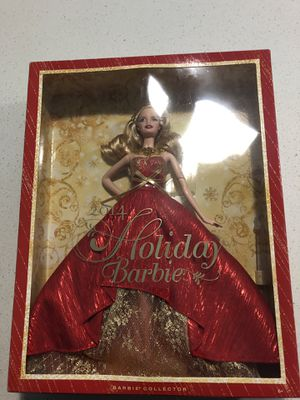 2014 holiday Barbie collectible for Sale in Columbia, MD