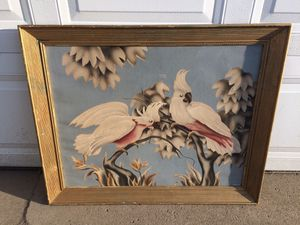 Billy Seay Cockatoo Painting for Turner for Sale in Marion, IL