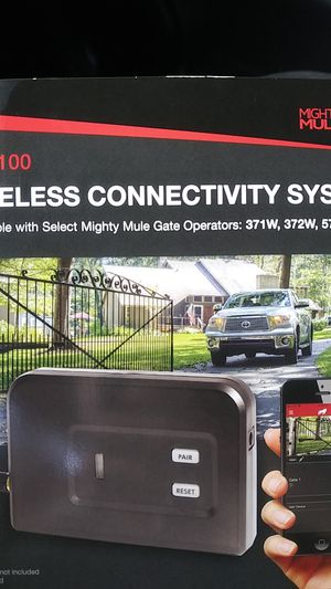 Mighty mule wireless connectivity system for Sale in Austin, TX
