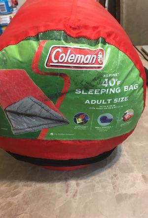 Cole man sleeping bag OBO for Sale in Longmont, CO