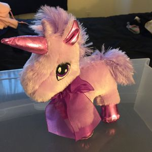 unicorn stuffed animal for Sale in Stamford, CT