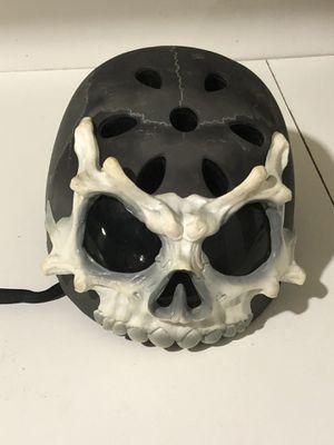 Skull kids bike helmet for Sale in Derry, NH