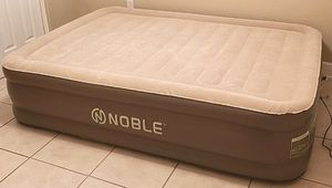 Brand New Noble Queen Size Air Mattress for Sale in Houston, TX